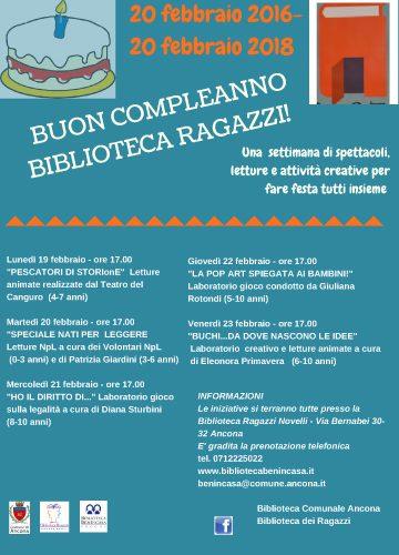 biblioteca ragazzi ancona