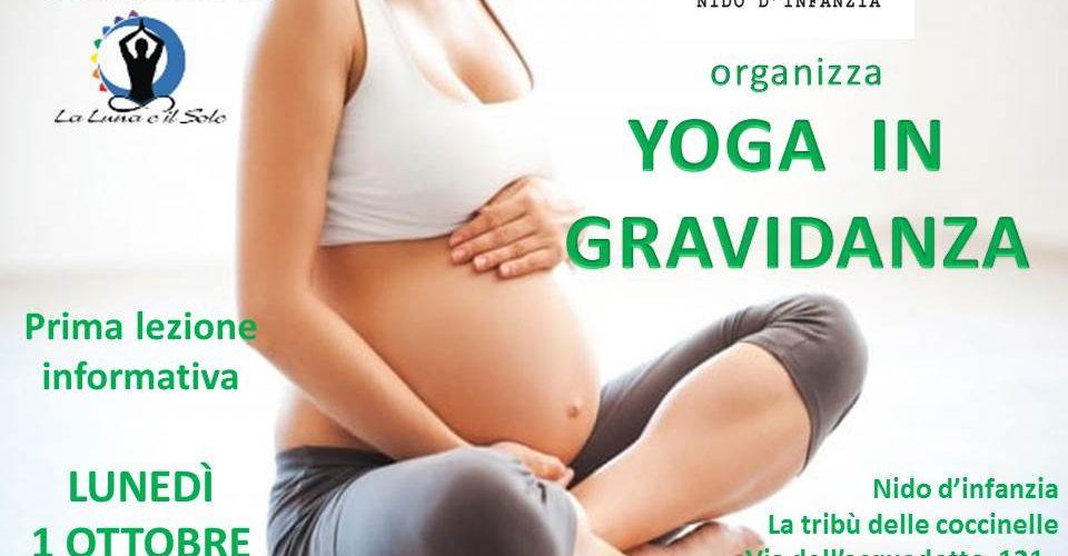 yoga dolce attesa