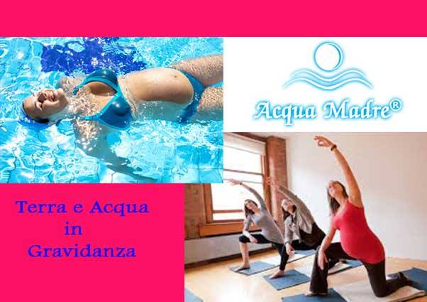 corso di yoga e acquaticità in gravidanza Maerata