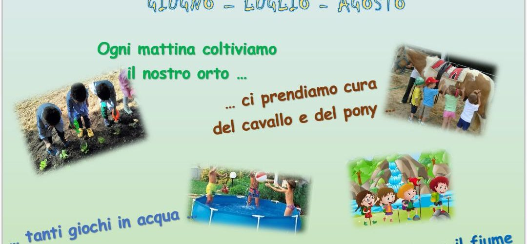 agricampus piccole orme